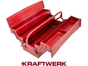 Kraftwerk Werkzeugkiste Stahlblech