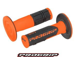 Griffe ProGrip 801 orange / schwarz (Off Road)
