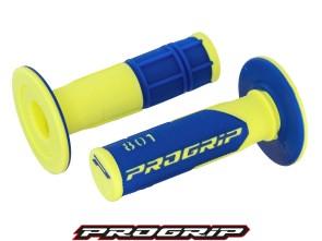 Griffe ProGrip 801 gelb / blau (Off Road)