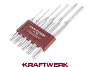 Kraftwerk Set Splintentreiber 6-teilig (2 - 8 mm)