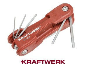 Kraftwerk Set Stiftschlüssel Inbus