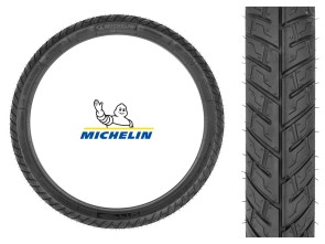 "Michelin Pneu 2.25 x 17"" City Pro"