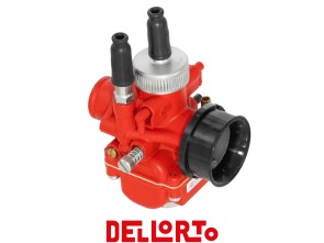 Dell'Orto 21 mm PHBG DS Vergaser - Red Edition