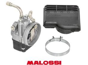 Set Dell'Orto 13/13 SHA Vergaser inkl. Luftfilter Malossi Piaggio Ciao PX