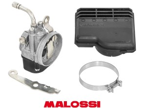 Set Dell'Orto 13/13 SHA Vergaser inkl. Luftfilter Malossi Piaggio Bravo