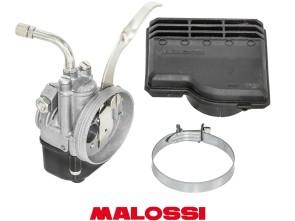 Vergaser Dellorto 13/13 Piaggio Ciao inkl. Luftfilter Malossi
