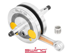 swiing Kurbelwelle High End Sachs 50/2, 50/3 (Vollwangen)