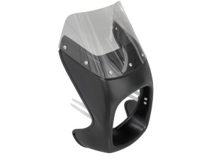 Lampenmaske Custom schwarz universal