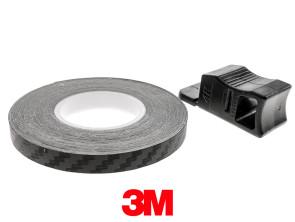Felgenband 7 mm carbon 6 m