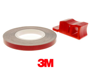 Felgenband 5 mm rot 6 m (3M)