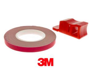 Felgenband 5 mm pink leuchtend 6 m