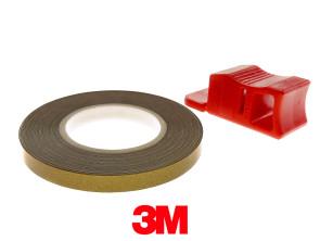 Felgenband 5 mm gold matt 6 m (3M)