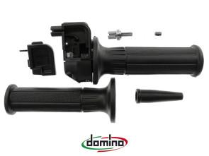 Gasgriff Domino kpl. (74mm, 3.6°/mm) universal