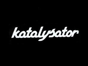 """Kleber """"katalysator"""" weiss"""