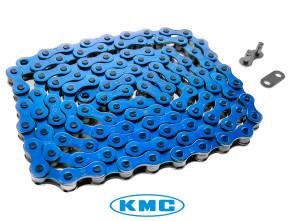 KMC Tretkette blau universal