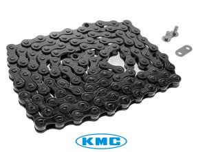 KMC Tretkette schwarz universal