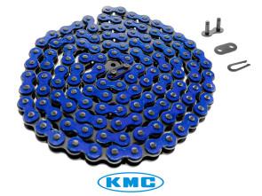 Antriebskette blau KMC 415H (verstärkt) 128L