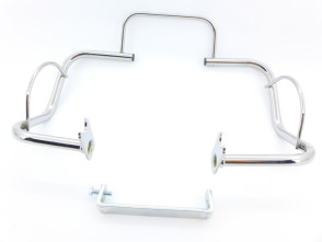 Motorschutzbügel chrom Solex 3800