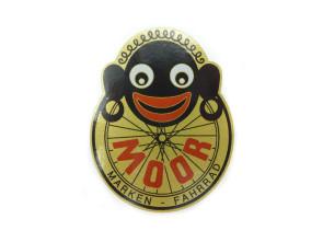 """""""Moor"""" Wappen Kleber"""