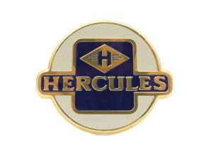 Hercules Emblem Aluminiumschild