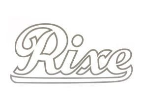 """""""Rixe"""" Wasserabziehbild grau gross"""