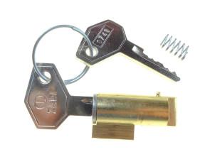 Lenkschloss ZADI 4 mm (Piaggio)