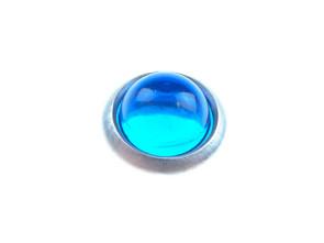 Kontrollleuchte Eierlampe blau