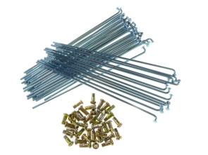Speichenset Universal Stahl verzinkt 177 mm