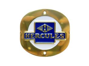 """""""Hercules"""" Markenschild universell (flach)"""