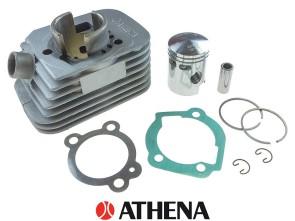 Athena Ø38.4 mm Rennsatz ohne Kopf, Piaggio (axe 10mm)