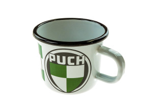 Puch Tasse Emaille