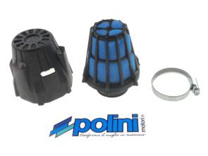 Luftfilter Air Box Polini  Ø 32 mm gerade
