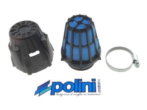 Luftfilter Air Box Polini  Ø 46 mm gerade