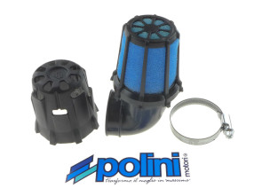 90° Luftfilter Air Box Polini  Ø 32 mm
