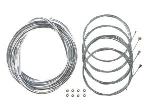 Kabelsatz chrom manuell