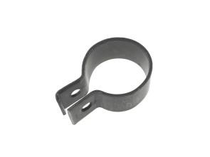 Auspuffklemme Ø 30 mm schwarz