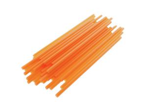 Speichen Cover 21.5 cm neon orange