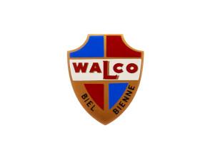 """Walco"" Emblem Aufkleber"