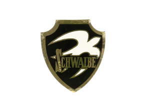 """Schwalbe"" Aufkleber Emblem"