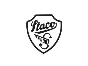 Staco Kleber schwarz (36x40) klein