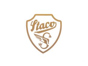 Staco Kleber gold (36x40) klein