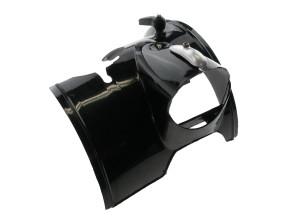 Abdeckung & Scheinwerfergehäuse Solex 1700 / 2200 schwarz