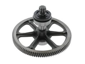 Getrieberad E50 106 Zähne (mit Lagern & Simmerring)