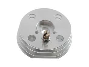 Zylinderkopf mit Deko-Ventil Tuning Solex