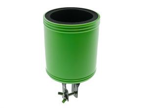 Getränkehalter hellgrün matt universal