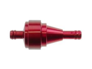 Benzinfilter klein rot (demontierbar)