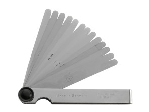 Blattlehre Set 0.05 - 1.00 mm (13-teilig) universal