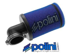 Luftfilter Evo Polini Ø 38 mm 90°