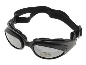Sonnenbrille mit Band schwarz