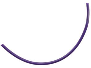 Benzinschlauch 30 cm violett